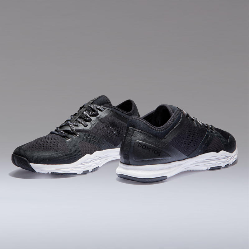 Women's Intensive Cardio & Gym Shoe - Black