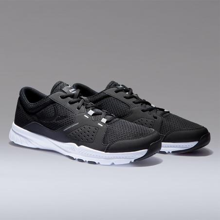 FSH 100 Fitness Cardio Training Shoes - Black