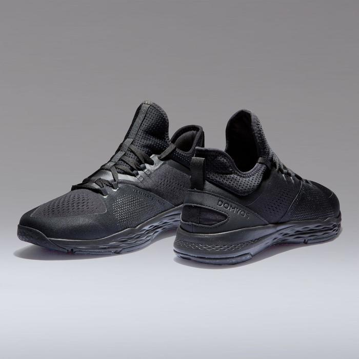 920 Mid Cardio Training Fitness Shoes - Black