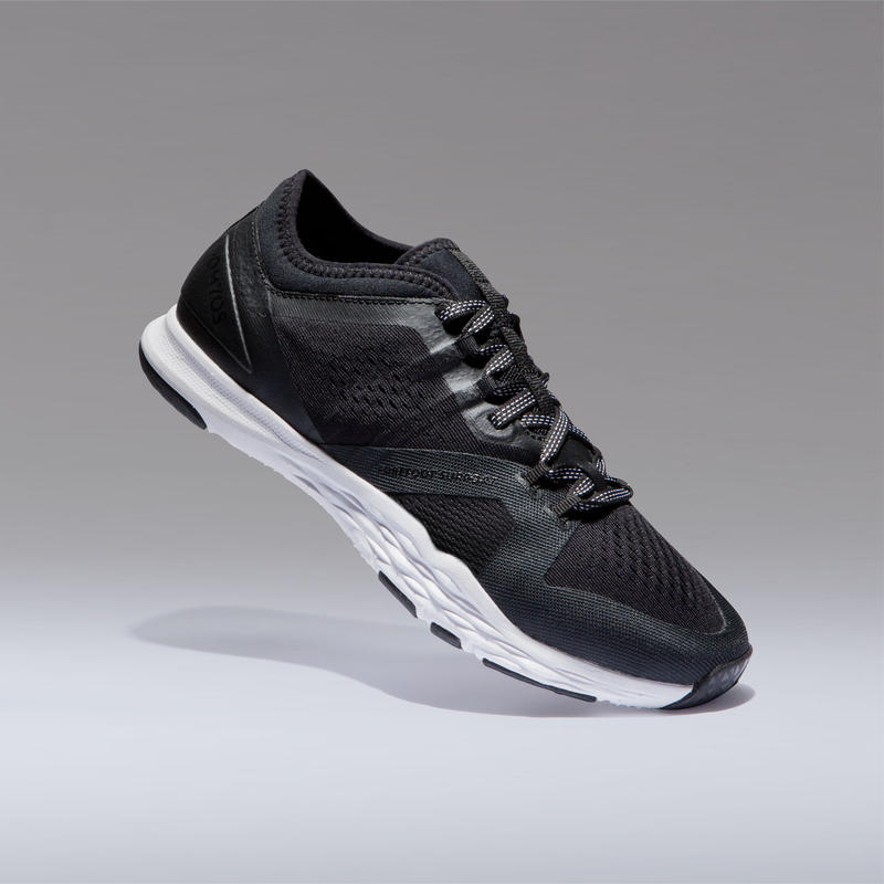 900 Women's Fitness Cardio Training Shoes - Black