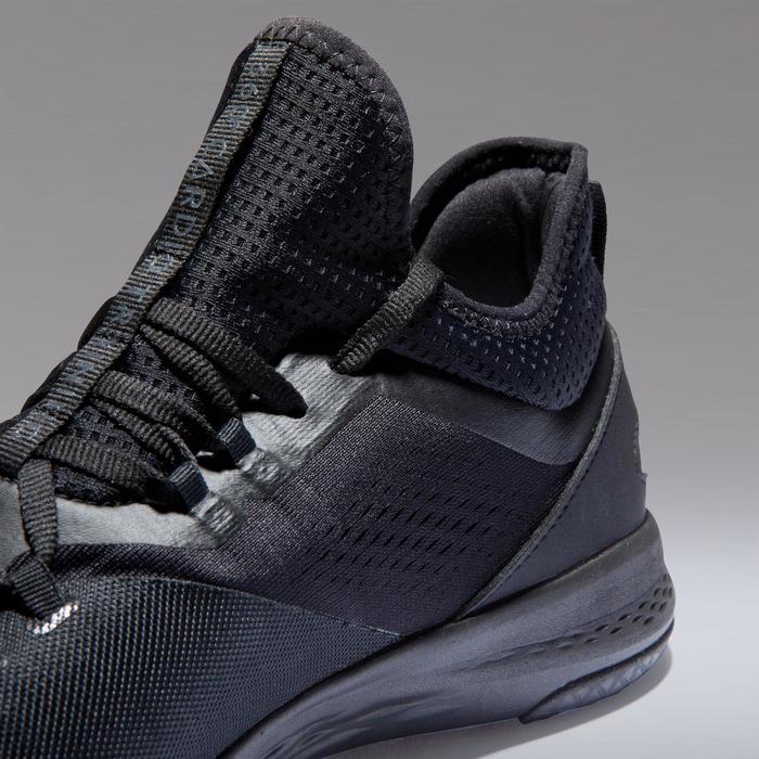 Fitness schoenen cardiotraining 920 voor heren, zwart