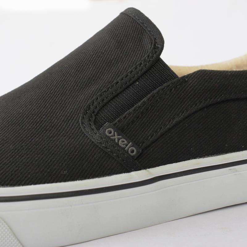 Slipon Skateboarding Canvas Shoe
