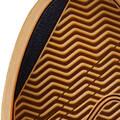 DĚTSKÉ BOTY NA SKATEBOARD Skateboarding, longboarding, waveboarding - BOTY CRUSH 500 KHAKI OXELO - Obuv na skateboarding