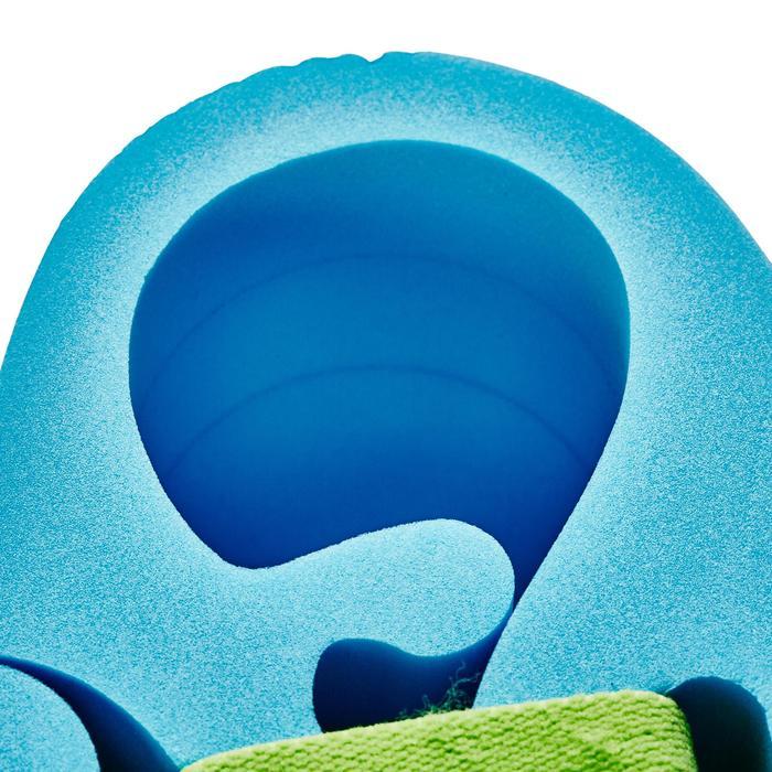 Brassards en mousse bleus avec sangle élastiquée pour enfant de 15-30 kg - 156092