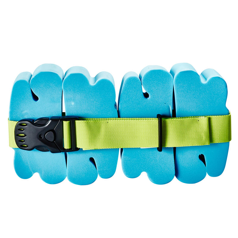 Kids swimming belt 15-60kg - blue