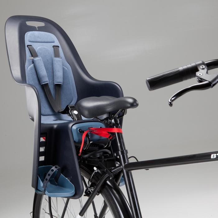 Fahrrad-Kindersitz 100 B'Clip Gepäckträgermontage