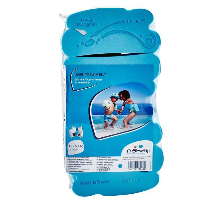 Ceinture de natation enfant avec pains de mousse bleus - 156113