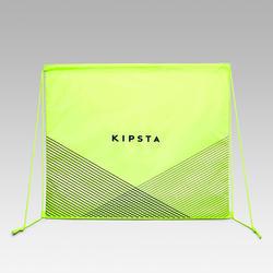 Bolsa Calzado Depoprte Kipsta Light 15 L Amarillo Azul