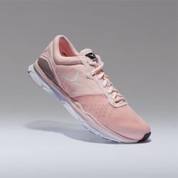 Sportschuhe Fitness Cardio 500 Damen rosa