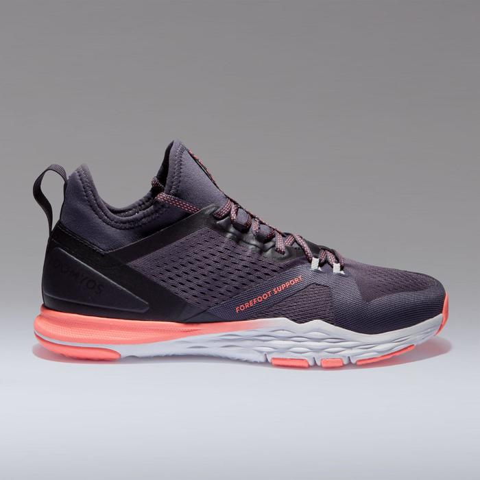 Chaussures cardio fitness training 920 violet