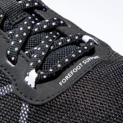 Cardiofitness schoenen 500 voor dames zwart