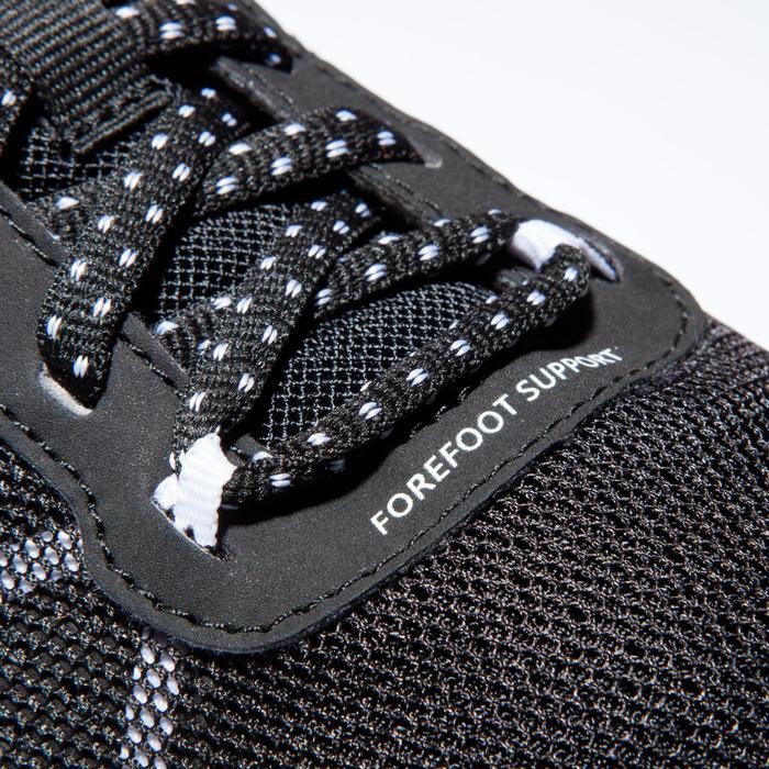 Fitness schoenen cardiotraining 500 voor dames, zwart