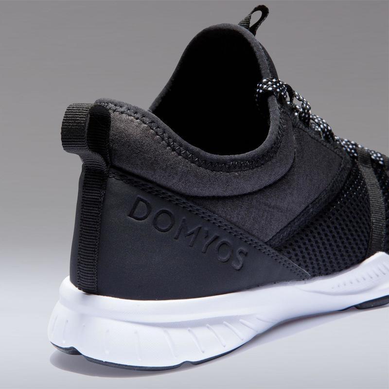 abile design le migliori scarpe nuovo stile Scarpe fitness - Scarpe donna cardio fitness 120 MID nere