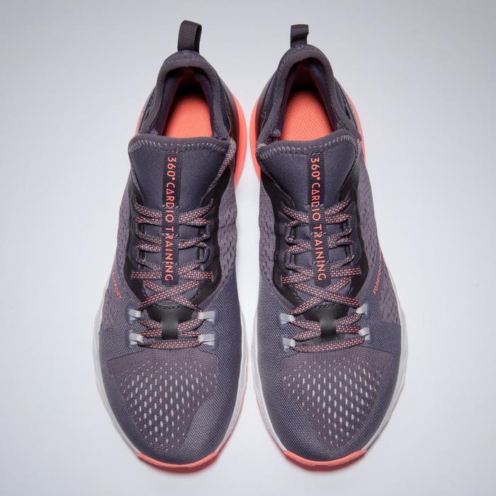 Schoenen voor cardiofitness 920 paars