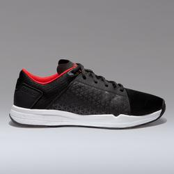 500 Fitness Cardio Training Shoes - Black/Red