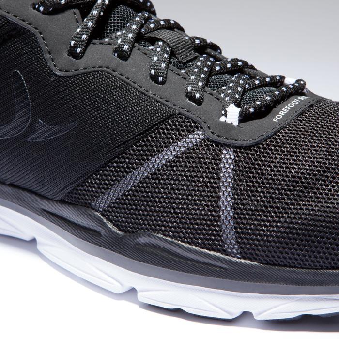 Zapatillas fitness cardio-training 500 mujer negro