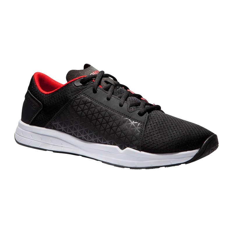 FITNESS CARDIO SHOES MAN Обувь - Кроссовки мужские 500 DOMYOS - Гибкая обувь для фитнеса