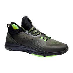 Zapatillas fitness cardio-training 920 mid hombre caqui