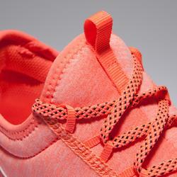Fitnessschuhe Fitness Cardio 120 Mid Damen koralle