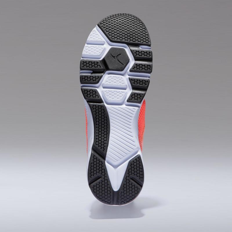 Dámská obuv na fitness 120 oranžová  07b2395e88