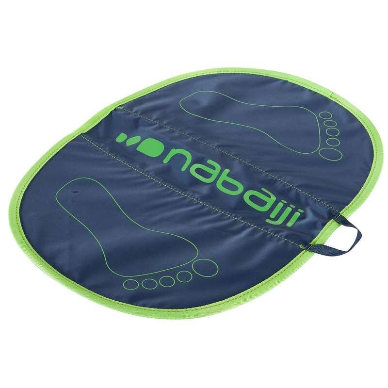 CAPS Swimming - HYGIENE MAT FEET GREY GREEN NABAIJI - Swimming