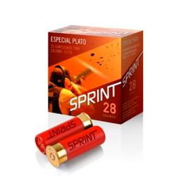 Cartucho Ball Trap Sprint 24gr Perdigon 7.5 x25
