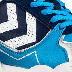Chaussures de handball aerotech garçon bleu / blanc