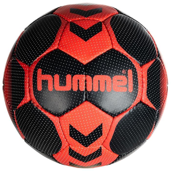 77538fe253268 Hummel Ballon de handball hummel homme taille 2 noir orange | Decathlon