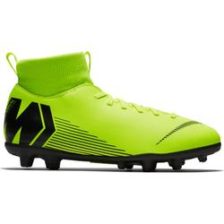 Botas Fútbol Nike Superfly Club MG Niño Amarillo Negro