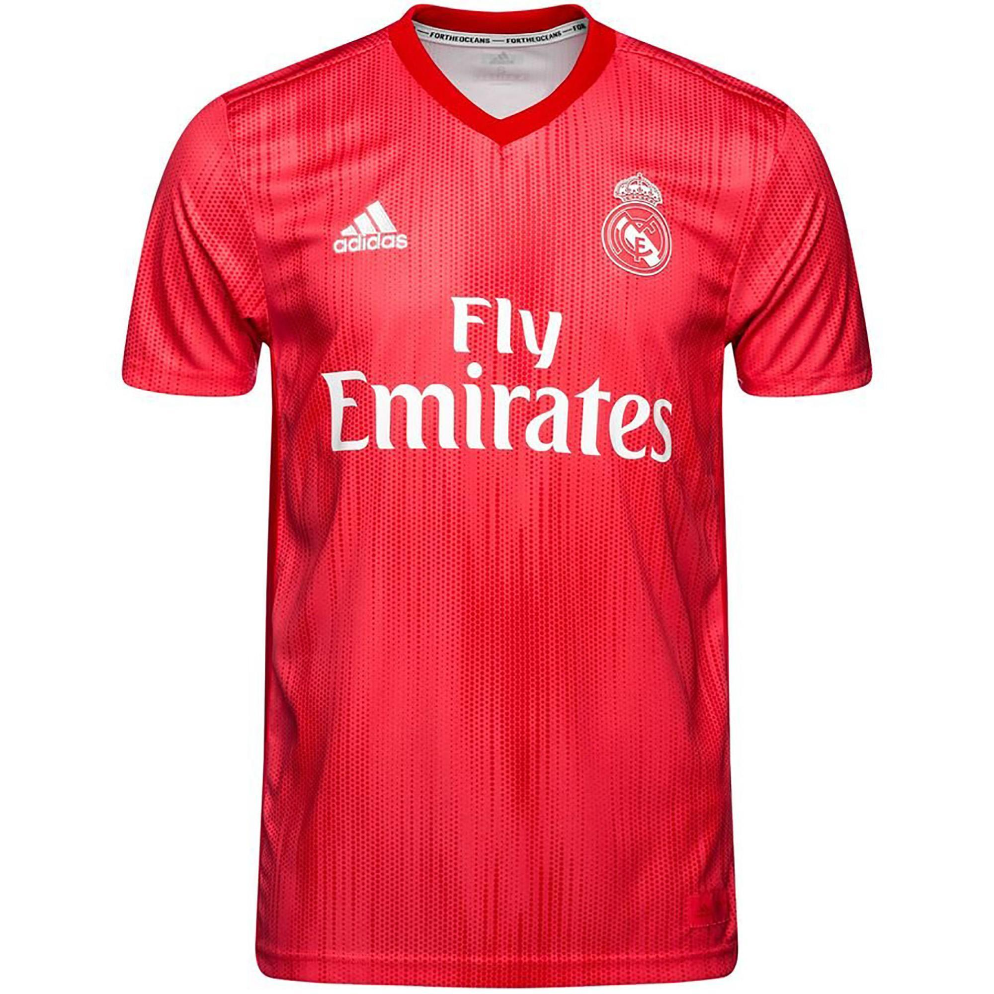 6631cd37218d8 Camiseta réplica de fútbol adulto Real Madrid third Adidas