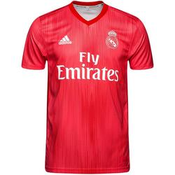 Voetbalshirt Real Madrid Third uitshirt 18/19 voor kinderen rood