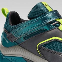 Zapatillas de senderismo niños CROSSROCK impermeables 28 a 34