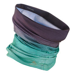 MH500 Children's Hiking Headband - Blue/Turquoise