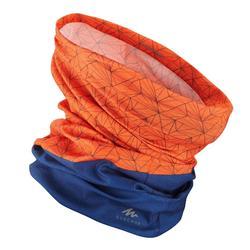 兒童款健行頭巾MH500-橘色