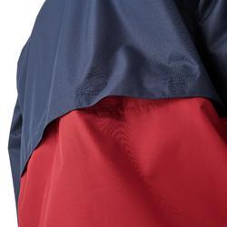 Wandeljas voor kinderen MH500 blauw en rood