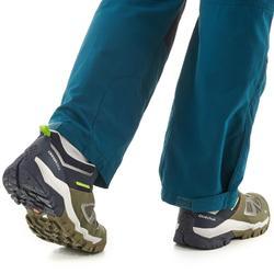 Bergwandelschoenen voor jongens Crossrock kaki
