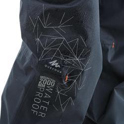 Sur pantalon de randonnée enfant MH500 navy