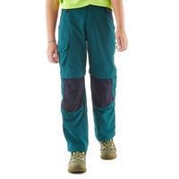 Pantalon de randonnée modulable MH500 - Enfants