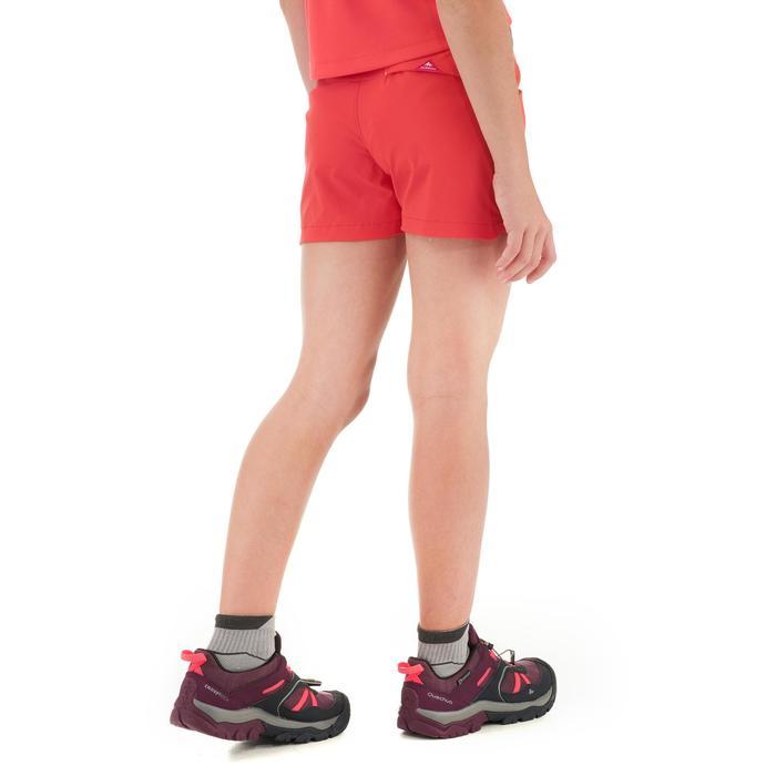 Short de randonnée enfant MH500 Rose