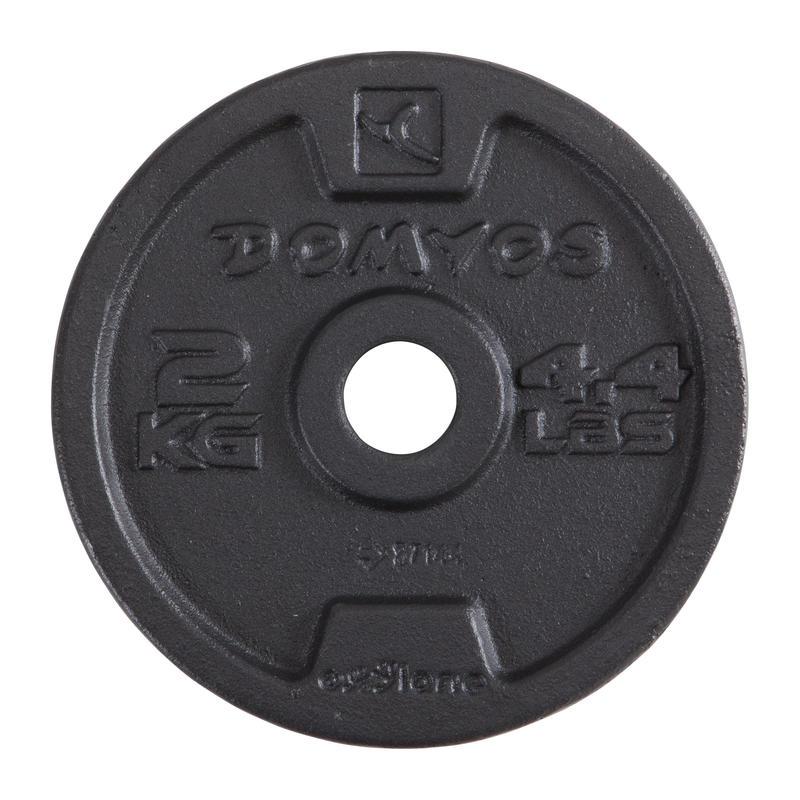 Komplet za vežbanje s tegovima (20 kg)
