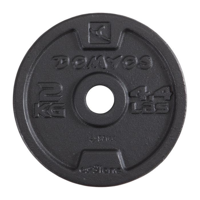 Halterset krachttraining 20 kg