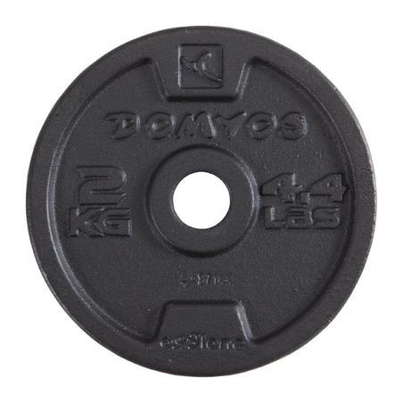 20-kg Weight Training Dumbbell Kit