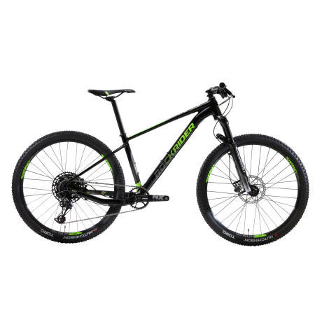 "ROCKRIDER 100 27.5"" XC MOUNTAIN BIKE"