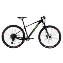 "Mountainbike XC 100 29"" 12 Gänge schwarz/neon"