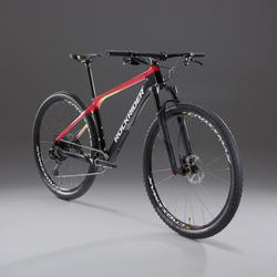 "Mountainbike XC 900 MTB 29"" Carbon rot/schwarz"