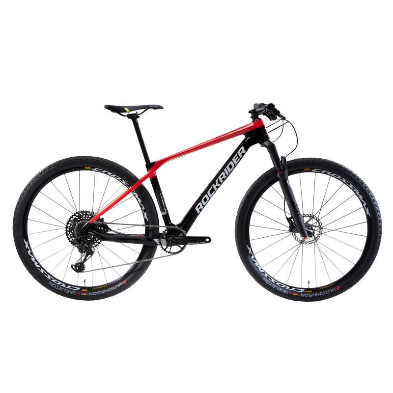 AD CROSS COUNTRY MTB BIKE Cycling - XC 900 Carbon Hardtail Mountain Bike, GX Eagle - 29