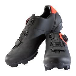 Zapatillas Mtb rockrider XC 500 rojas