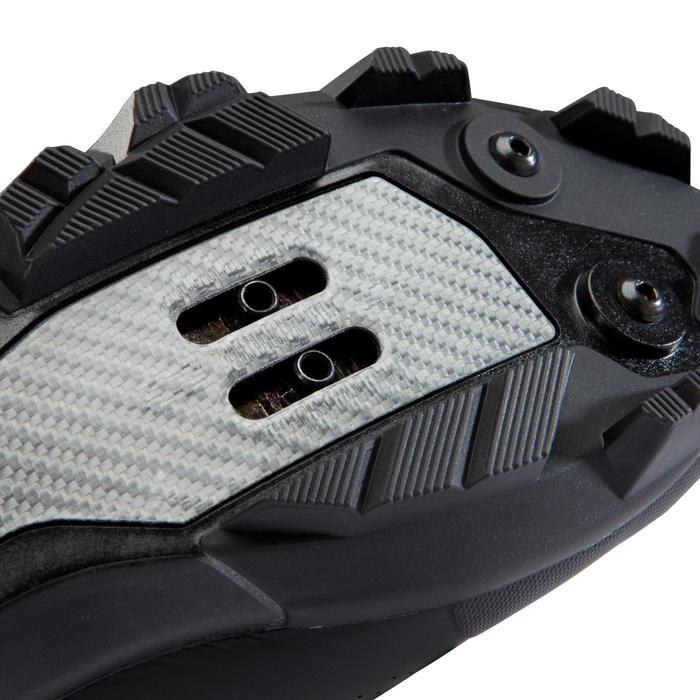Zapatillas Mtb rockrider XC 500 Negro