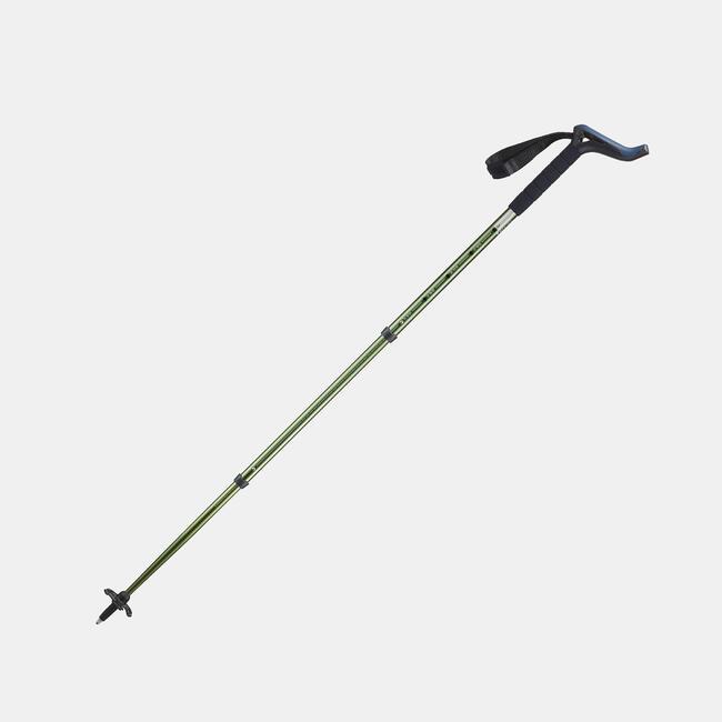 1 Ergonomic Country Walking Pole A300 - Green
