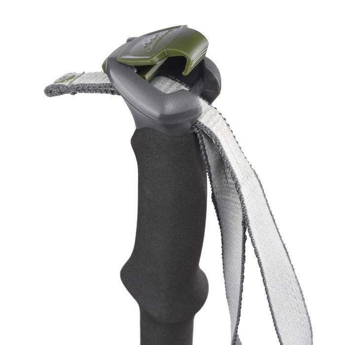 直式健走杖HIKE 500-綠色
